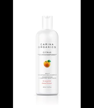 Carina Organics Citrus Daily Moisturizing Shampoo - Carina Organics