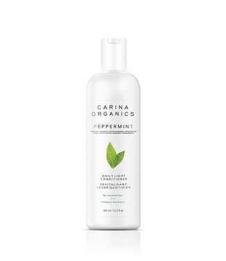 Carina Organics Peppermint Daily Light Conditioner - Carina Organics