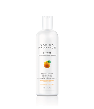 Carina Organics Citrus Deep Treatment Conditioner - Carina Organics