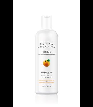 Carina Organics Citrus Extra Gentle Shampoo - Carina Organics