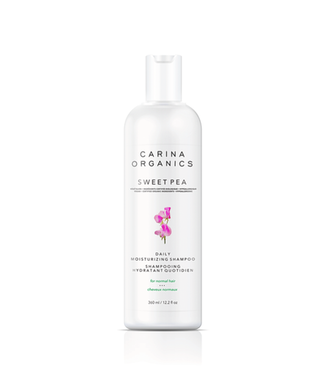 Carina Organics Sweet Pea Daily Moisturizing Shampoo - Carina Organics