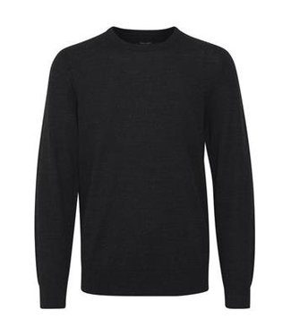 Casual Friday Crew Neck Knitted Pullover