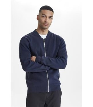 Casual Friday Zip-up Sweater