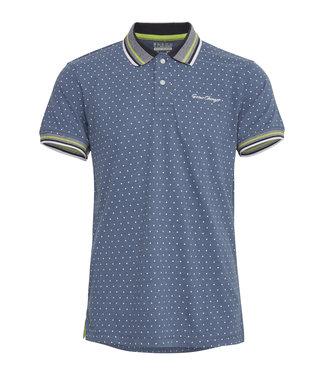 Blend Pattern Polo shirt