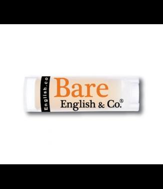 Bare English & Co. Caramel Popcorn - tea infused lip balm - Bare English & Co