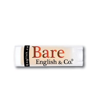 Bare English & Co. Chai Tea Latte - tea infused lip balm - Bare English & Co