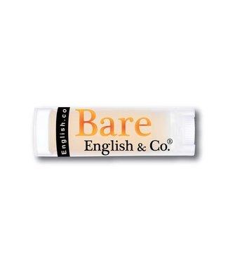 Bare English & Co. Juicy Peach - tea infused lip balm - Bare English & Co