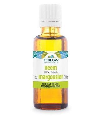 Ferlow Botanicals Neem Tree Oil 30ml