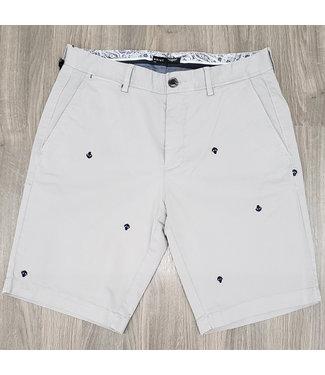 Hörst Regular fit Bermuda Shorts with anchors