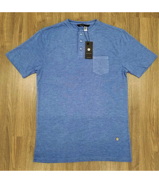 Hörst Short Sleeve Henley with pocket