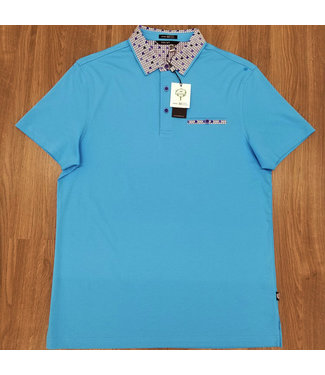 Hörst Polo Shirt with graphic collar