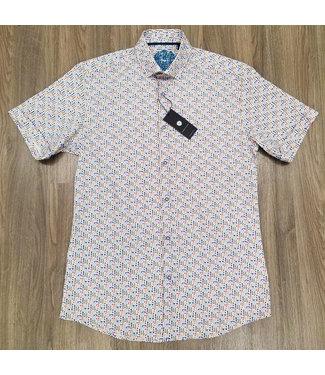Hörst Short Sleeve Sport Shirt with eyewear
