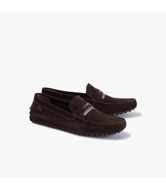 Lacoste Plaisance Suede Driving Shoes