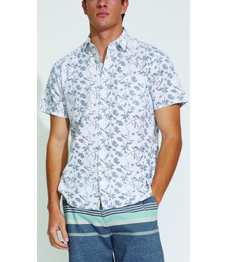 Micros Ivy Woven S/S Shirt
