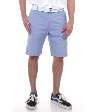 Micros Lyn Woven Oxford Walkshort W/Belt