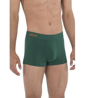 Wood Underwear Trunk - Forest Green