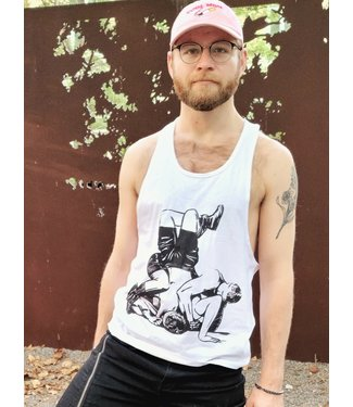 MIVOart MIVOart - Fight Tank Top