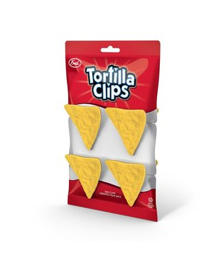 Fred & Friends Tortillia Chip Clips