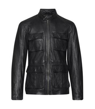 Casual Friday Linus Leather Jacket