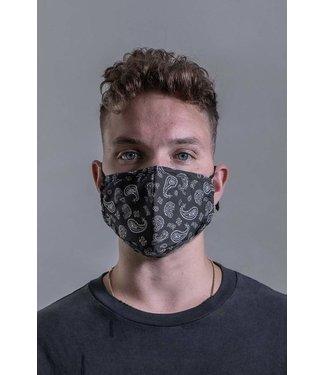 Kollar Unisex 3-layer Face Mask - Paisley