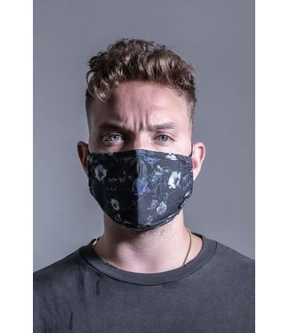 Kollar Unisex 3-layer Face Mask - Floral