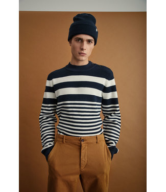 Casual Friday Karl Striped Knit