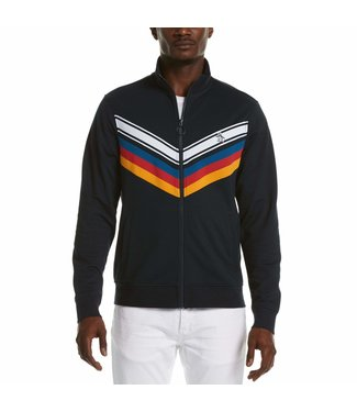 Original Penguin Chevron Tape Track Jacket