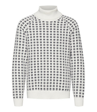 Casual Friday Kristian Roll Neck Pullover
