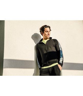 Mitchell Evan Max Track Jacket