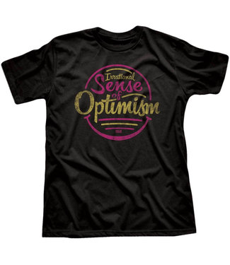 Solid Threads Irrational Optimism Tee
