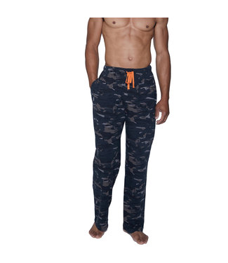 Wood Underwear Lounge Pant - Forest Camo