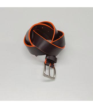 Brave Dado Belt w/ Orange Edges