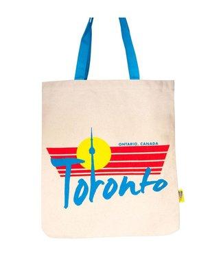 Main and Local Toronto Retro Tote