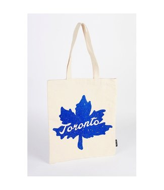 Main and Local Toronto Leaf Tote