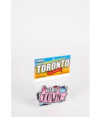 Main and Local Toronto Nicknames Magnets