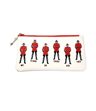 Main and Local Mountie Pencil Case
