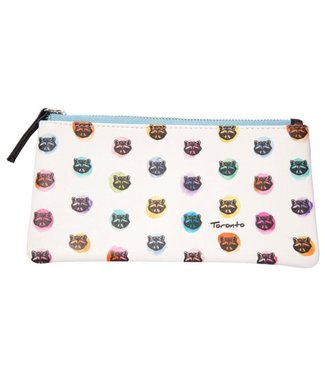 Main and Local Raccoon Pencil Case