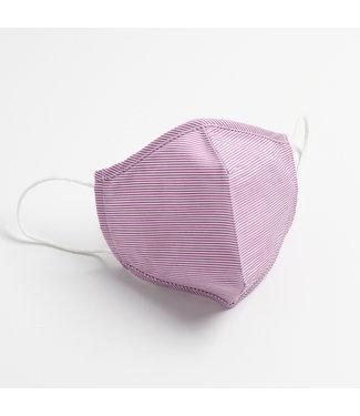 Hörst 100% Cotton Stripped Face Mask