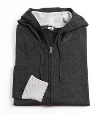 Hörst Full Zip Hooded Sweater