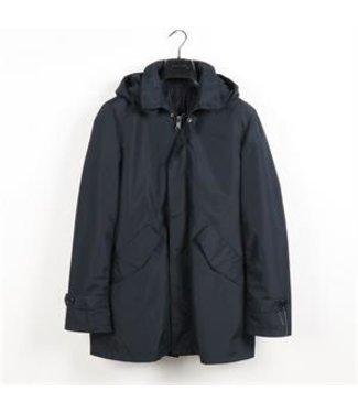 Hörst Hooded wind coat