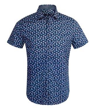 Stone Rose SS shirt with calaveras