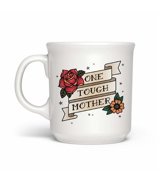 Fred & Friends One Tough Mother - say anything mug