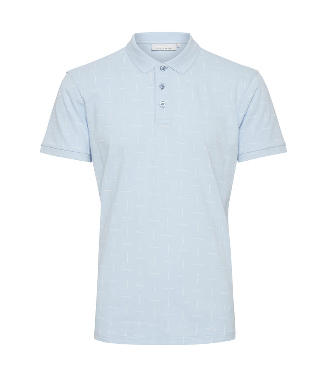 Casual Friday Pigue Polo with tiny print