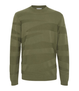 Casual Friday Jacquard Pullover