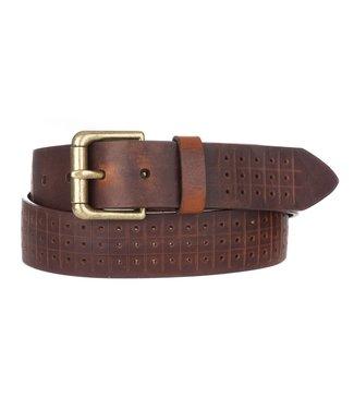 Brave Brave Oakley Milled Leather Belt