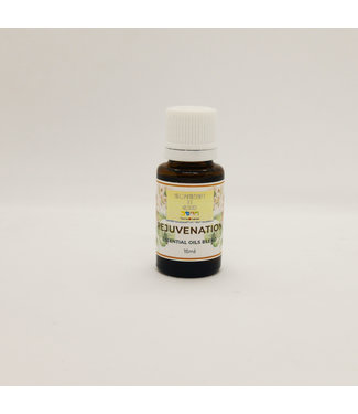 aromatherapy by gesund Essential oil blend - Rejuvenation - aromatherapy by gesund