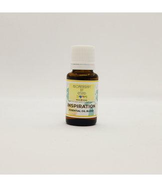 aromatherapy by gesund Essential oil blend - Inspiration - aromatherapy by gesund