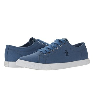 Original Penguin Sam Stripe Lace sneakers - Blue Canvas