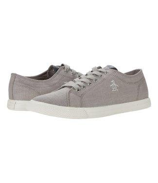 Original Penguin Sam Stripe Lace sneakers - Grey Linen
