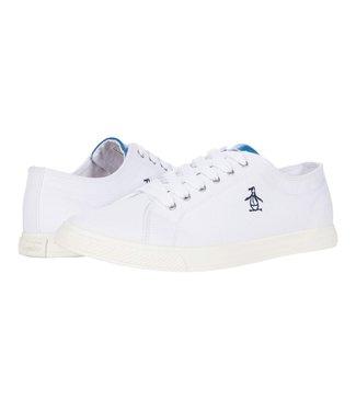 Original Penguin Sam Stripe Lace sneakers - white